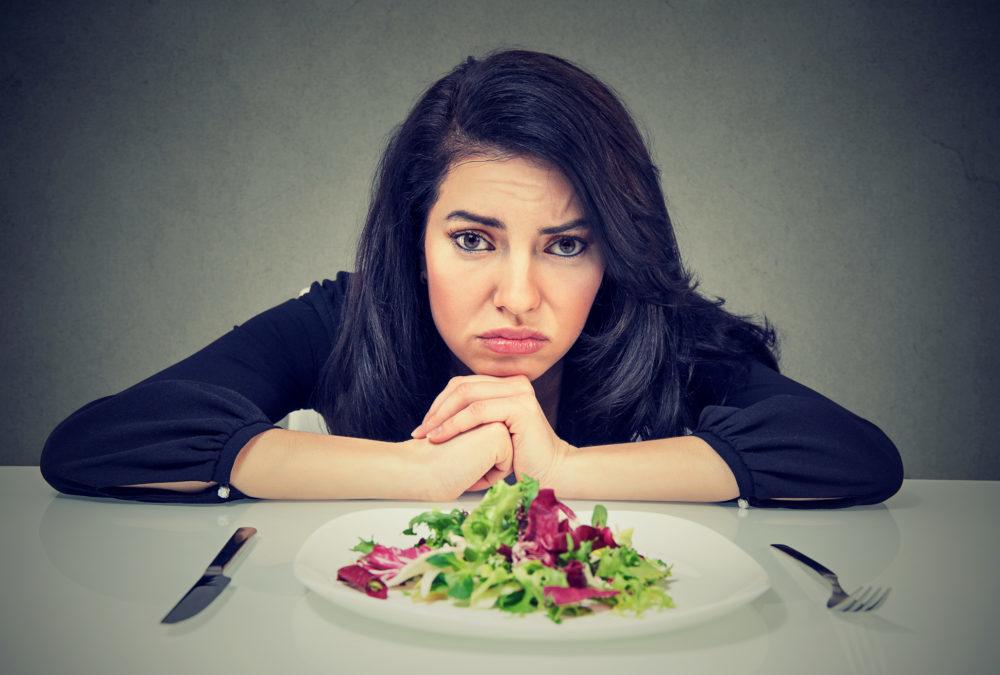 Les 4 principes de la perte de poids sans frustrations