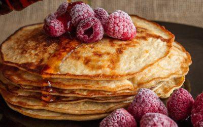 RECETTE : Mes pancakes faible en calories