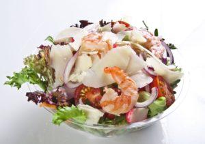 Maigrir sans regime avec une belle salade