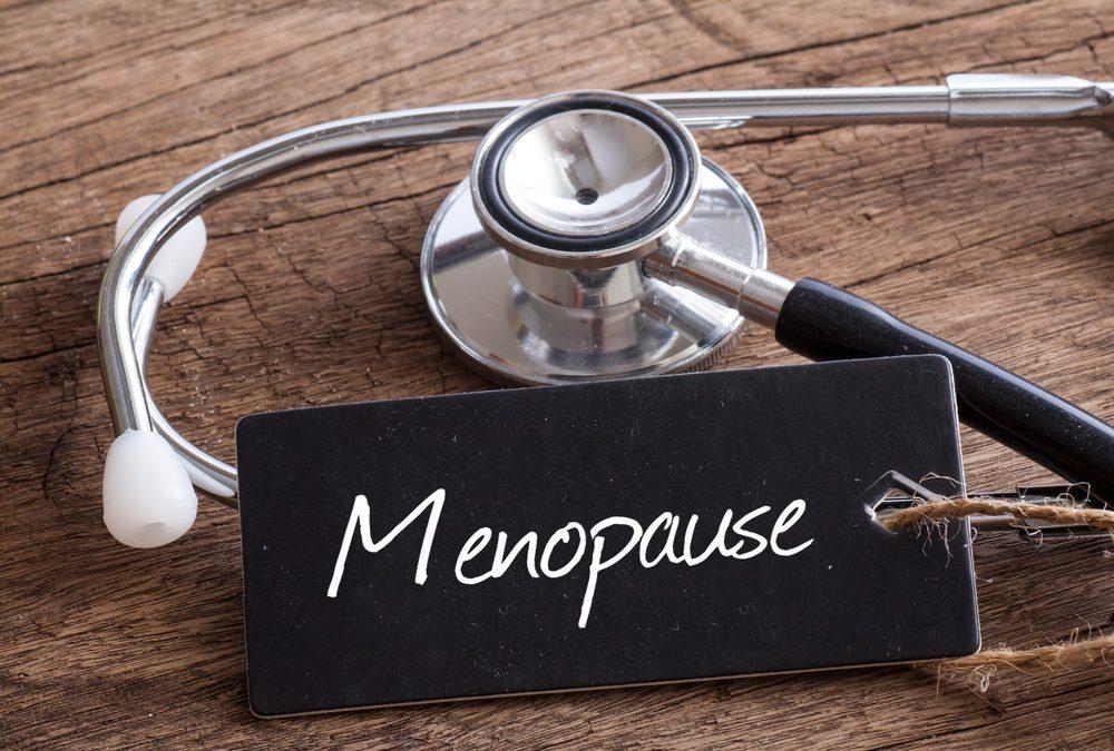 prise poids menopause