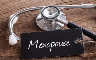 Prise de poids liée à la ménopause